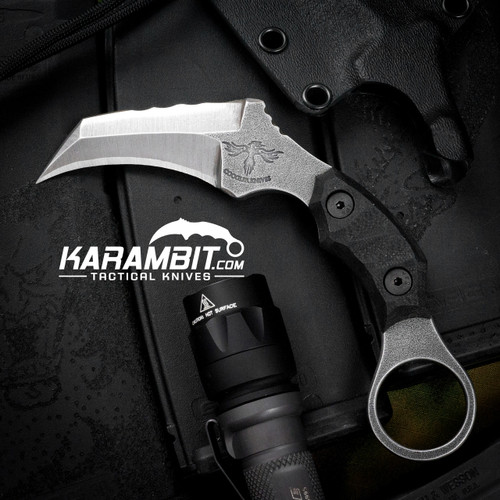 James Coogler's Stone Washed E.D.G.E Karambit