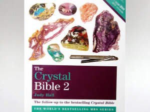 Book - The Crystal Bible 2 by Judy Hall