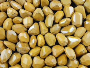 Beads Faceted - Camel Agate 100g