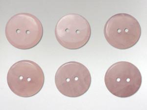 Buttons15mm - Rose Quartz
