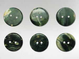 Buttons15mm - Orbicular Jasper