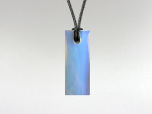 Rectangle Pendant - Opalite