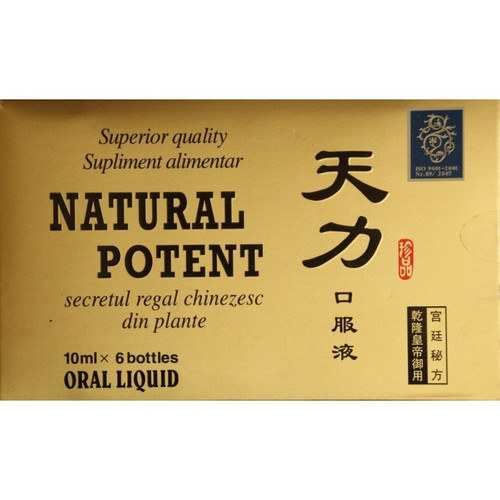 NATURAL POTENT FOR IMPROVING SEXUAL LIFE