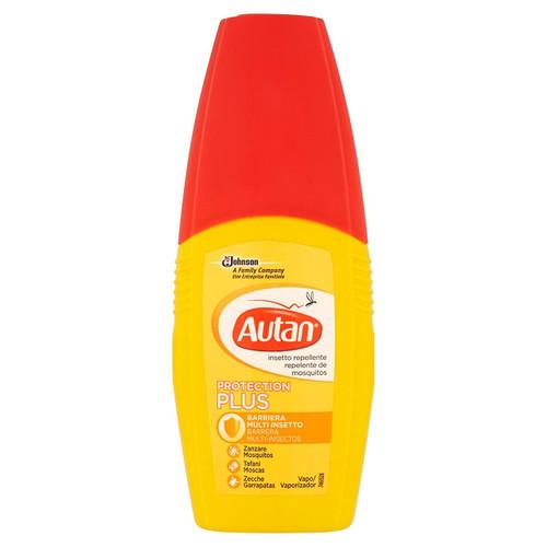 JOHNSON AUTAN Plus Family Care Lotion Mosquito Repellent with Aloe Vera 100ml
