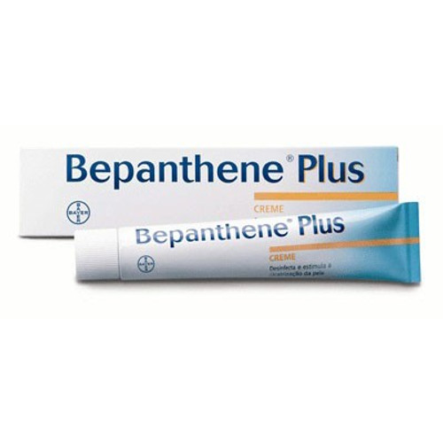 Bepanthen PLUS Cream 30g Wound Eczema Burns Scars tatoo