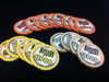 Nevada Jacks Saloon Series Poker Chips