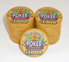 High Stakes Poker Chips 1000 denom