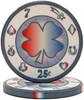 Lucky Symbols 25 cent chip