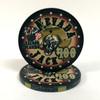Nevada Jack Skulls $100 chip