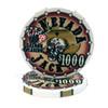 Nevada Jack Skulls $1000 chip