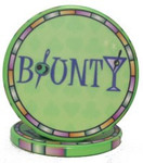 Pokertini bounty poker chips