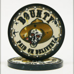 Nevada Jack Bounty Poker Chips