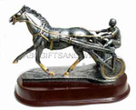 harness racing trophy