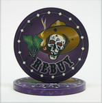 Nevada jack rebuy poker chip