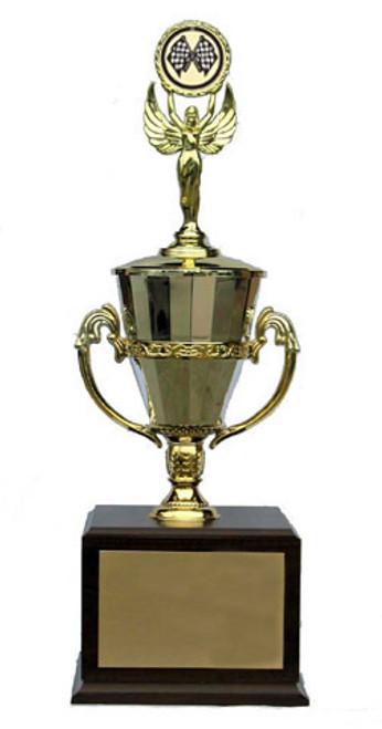 Fantasy NASCAR trophy award