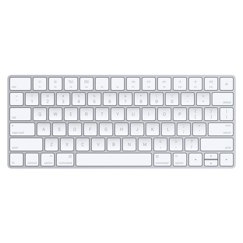 Standard US English version fits the Apple Magic Keyboard