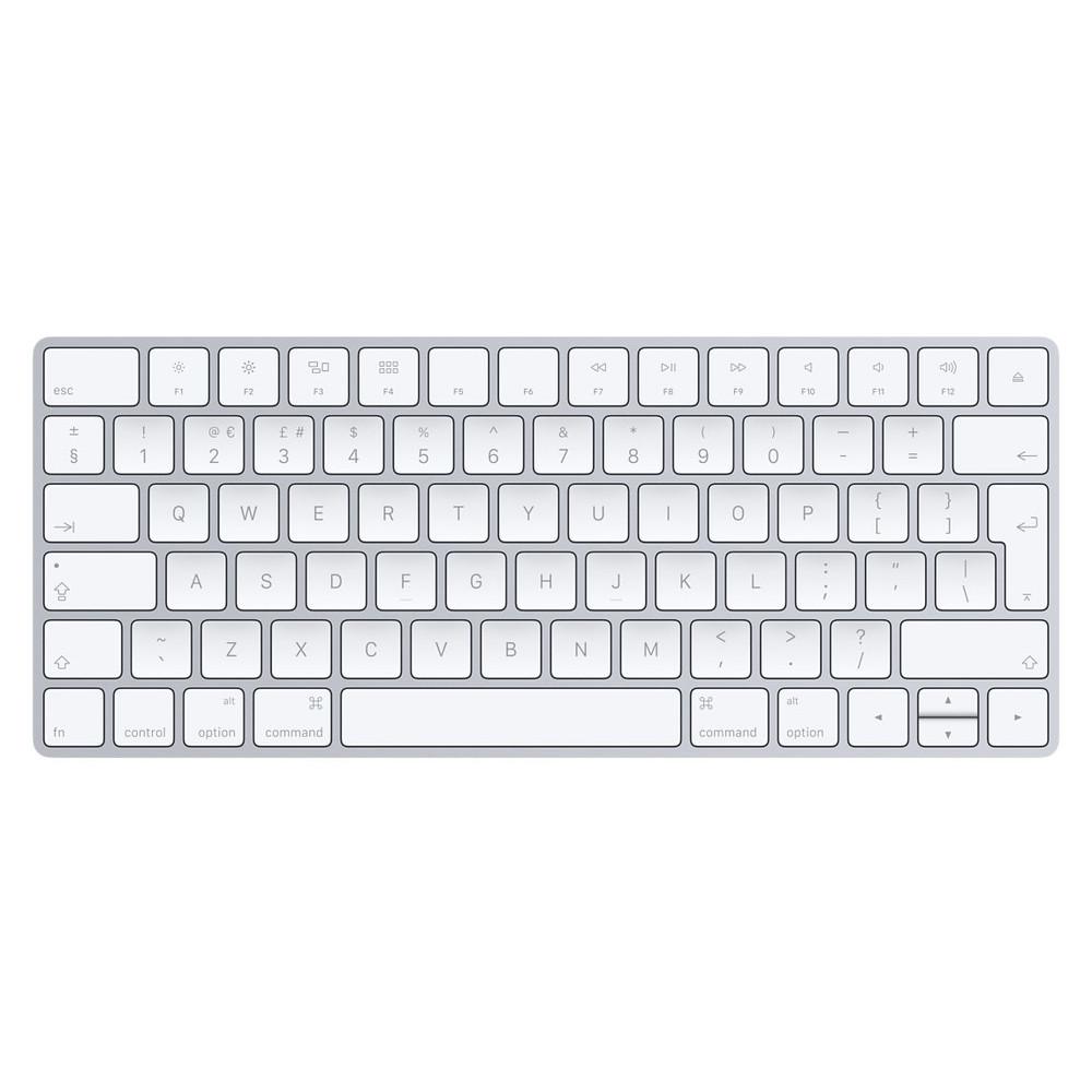 Standard British version fits the Apple Magic Keyboard - British English