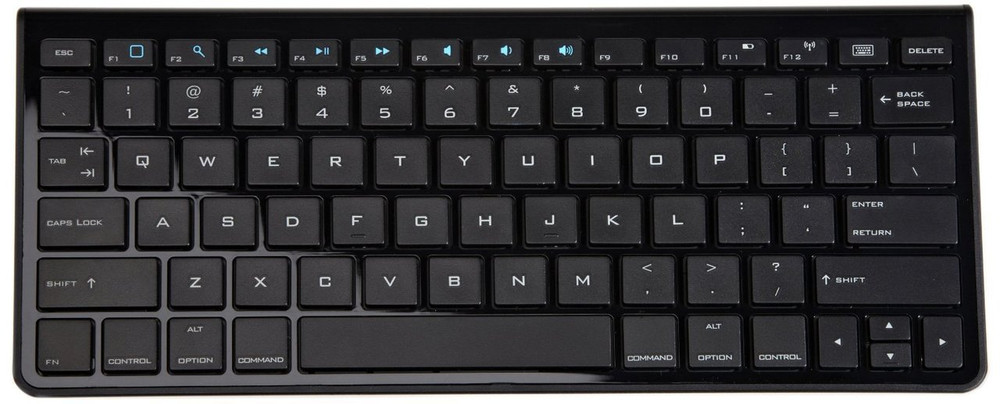 AmazonBasics Bluetooth Keyboard for Apple Keyguard