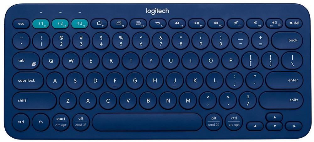 Fits the Logitech K380 Multi-Device Keyboard.
