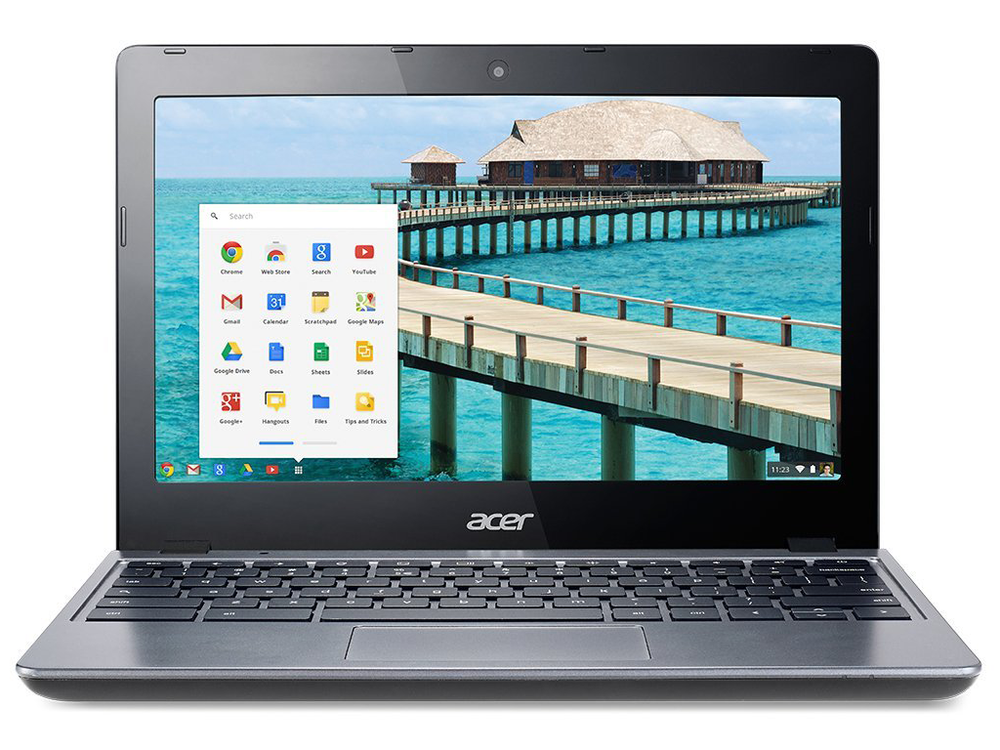 Fits the Acer C720 11.6-inch Chromebook.