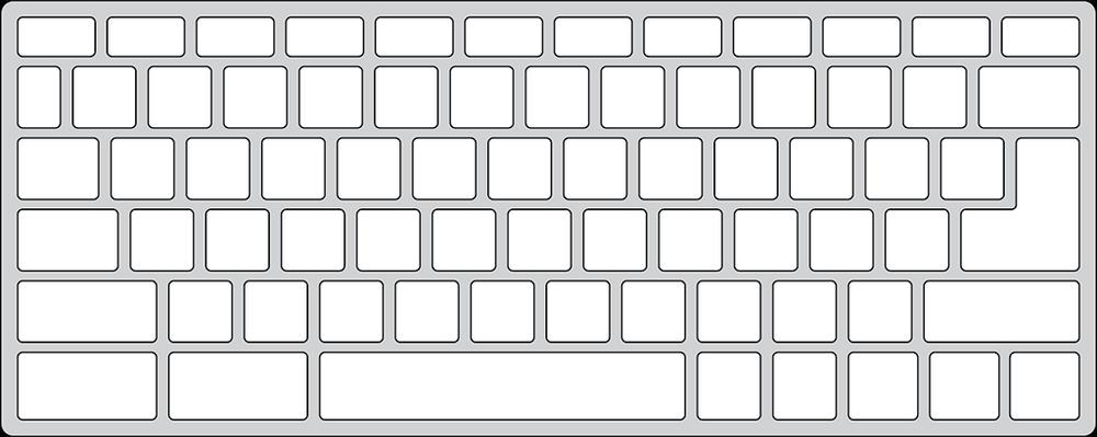 Keyguard for the Acer Chromebook 11 C740