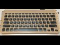 Keyguard on the keyboard