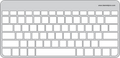 Keyguard for the Logitech Wired Keyboard for iPad