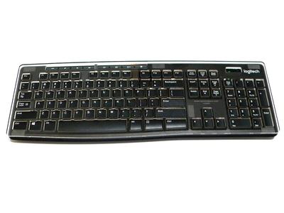 Keyguard on a K270 (US version)