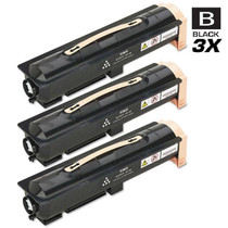 Compatible Xerox 006R01184 Laser Toner Cartridges Black 3 Pack