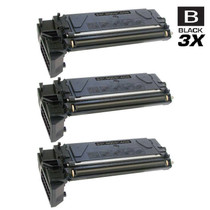 Compatible Xerox 106R01047 Laser Toner Cartridges Black 3 Pack