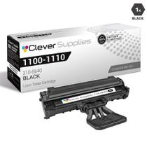 Dell 1100 Toner Compatible Cartridge Black