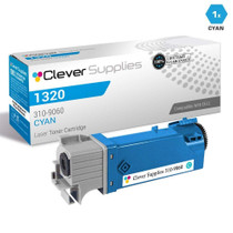 Compatible Dell 310-9060 Toner Cartridge Cyan