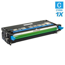 Dell 330-1199 Toner Compatible Cartridge High Yield Cyan