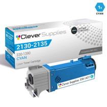 Compatible Dell 330-1437 Toner Cartridge High Yield Cyan