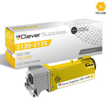 Compatible Dell 330-1438 Toner Cartridge High Yield Yellow