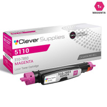 Dell 310-7893 Toner Compatible Cartridge Magenta