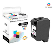 CS Compatible Replacement for HP 51641A (HP-41) Ink Cartridge Remanufactured Tri Color
