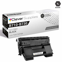 Compatible Okidata 52123601 Laser Toner Cartridge MICR Black