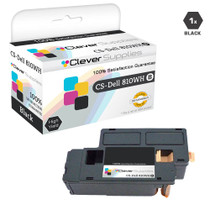 Dell 810WH Laser Toner Cartridge Compatible High Yield Black