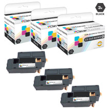 Compatible Dell 810WH Laser Toner Cartridges High Yield Black 3 Pack
