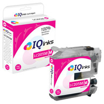 Compatible Brother LC205M Premium Quality InkJet Cartridge Extra High Yield Magenta