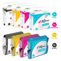 Brother LC51 Premium OEM Quality InkJet Compatible Cartridge 4 Color Set (LC51BK/ LC51C/ LC51M/ LC51Y)