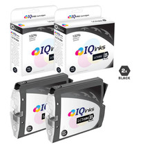 Compatible Brother LC51BK Premium Quality InkJet Cartridge 2 Black Set