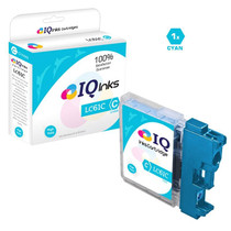 Brother LC61C Premium OEM Quality InkJet Compatible Cartridge Cyan