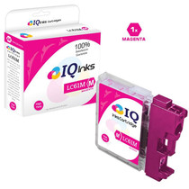 Compatible Brother LC61M Premium Quality InkJet Cartridge Magenta