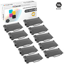 Brother TN850 Laser Toner Cartridge Compatible High Yield Black 10 Pack