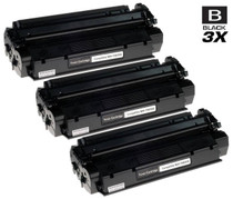 Canon FX8 (8955A001AA) Toner Cartridges Compatible Black 3 Pack