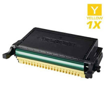 Compatible Samsung CLP-Y660A Laser Toner Cartridge Yellow