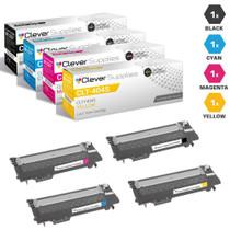 Compatible Samsung CLT-404S Laser Toner Cartridges 4 Color Set (CLT-K404S/ CLT-C404S/ CLT-M404S/ CLT-Y404S)