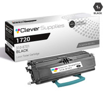 Dell 1720DTN Toner Compatible Cartridge High Yield Black